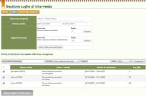 Sezione Monitoraggi rinnovata per QdC® - Quaderno di Campagna