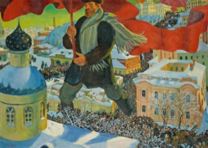 quadro-the-bolshevik-di-boris-kustodiev-fonte-royal-academy-uk