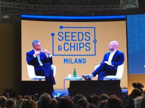 Seeds&Chips, il discorso di Obama in nove parole