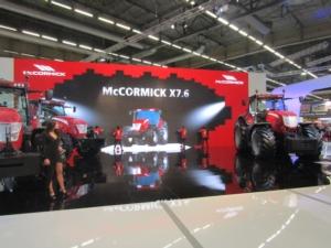 McCormick: uno show di novità