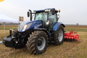 Rendez-vous con le nuove Serie T5 e T6 New Holland