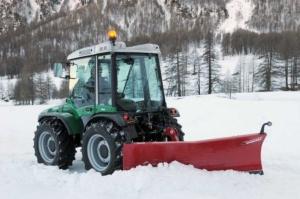 Vega K105 indispensabile per impieghi invernali