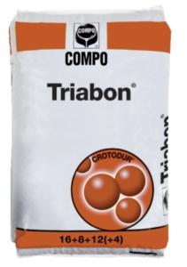 Triabon<sup>&reg;</sup>, concime con azoto a lento rilascio per il vivaismo
