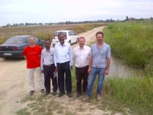 water4crops-professori-indiani-in-visita-al-cer-risparmio-idrico-lug14