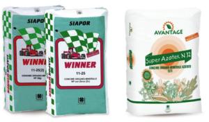 winner-siapor-concimi-organo-minerale-zinco-super-azotek-n32-avantage-azotato-fonte-unimer