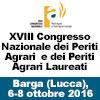 XVIII Congresso Nazionale dei Periti Agrari