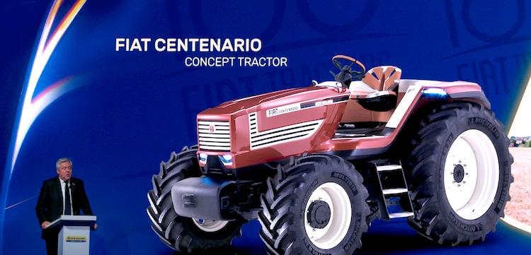 Fiat Centenario, l'edizione limitata che vale 100 anni