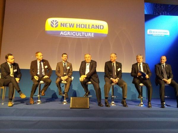 CNH, l'innovazione in cifre