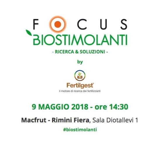 Focus biostimolanti 2018: ricerca & soluzioni - le news di Fertilgest sui fertilizzanti