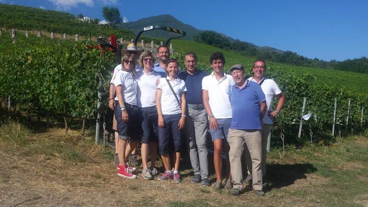 Enovitis Extrême, primo piano sulla viticoltura eroica