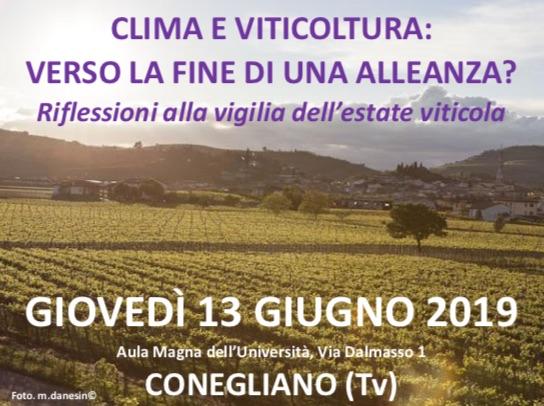 Clima e viticoltura: verso la fine di un'alleanza? - Plantgest news sulle varietà di piante