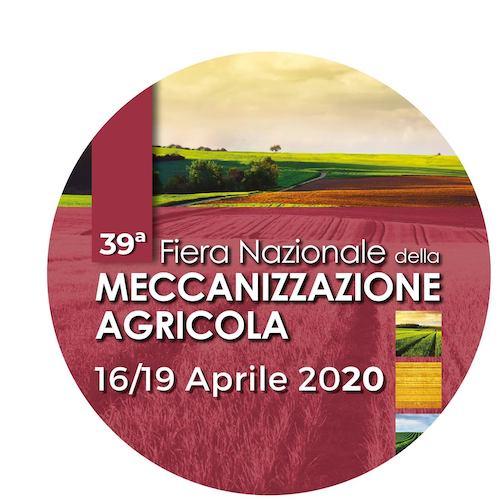 FIERA POSTICIPATA A DATA DA DESTINARSI - Fiera nazionale della meccanizzazione agricola di Savigliano 2020 posticipata di un mese