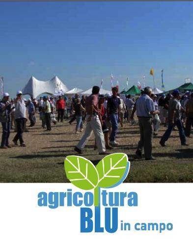 Parte la 5° edizione di 'Agricoltura blu in campo'