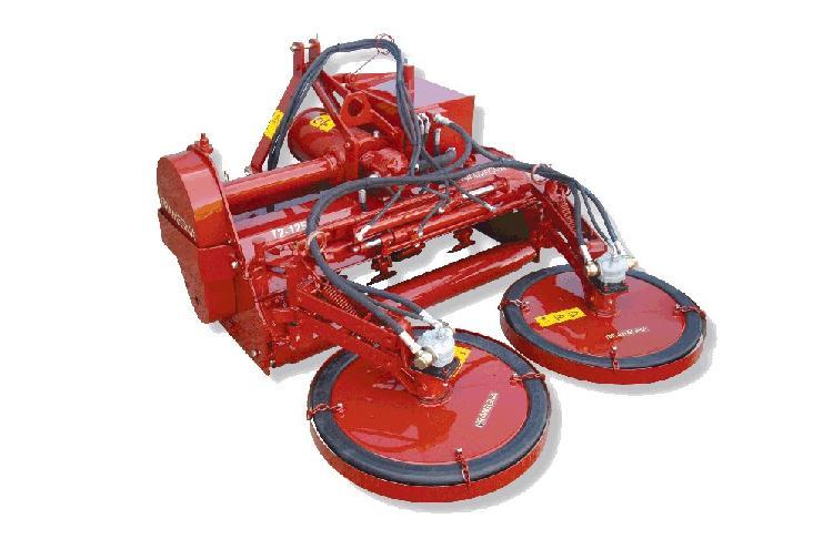 Gramegna serie t2 doppio disco interceppi per for Gramegna macchine agricole