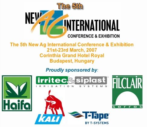 NewAgInternational-convegno-fertilizzanti-Budapest-23-25Marzo-2007