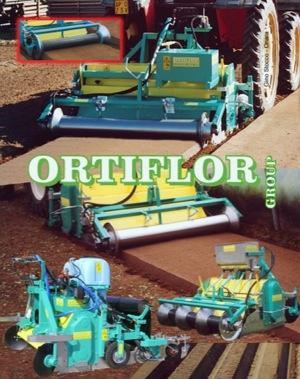 Ortiflor Group, macchine interrasassi per tutti gli usi