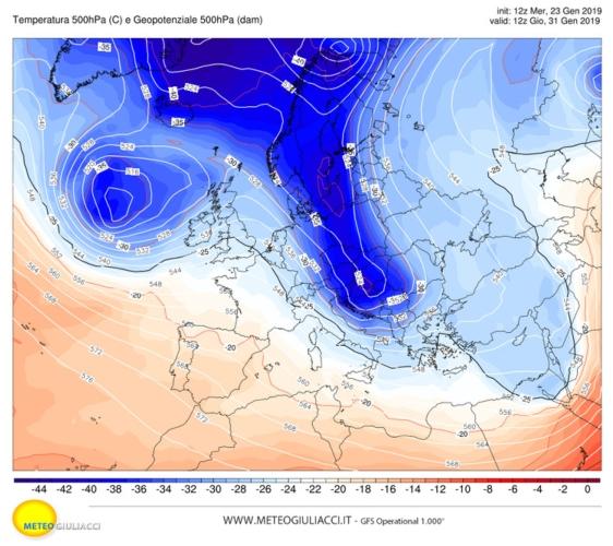 Neve E Freddo L Inverno Continua Agronotizie Meteo