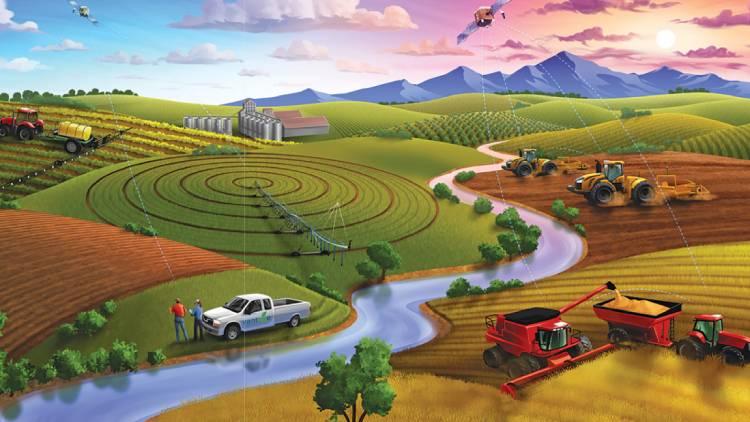 Agricoltura di precisione, alla portata di tutti