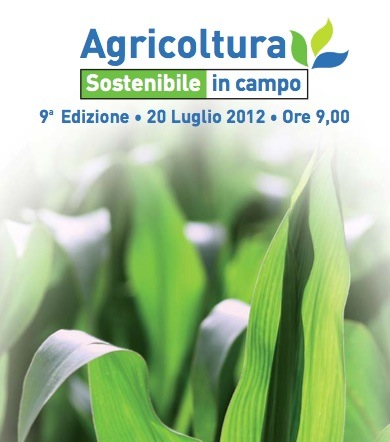 Agricoltura sostenibile in campo