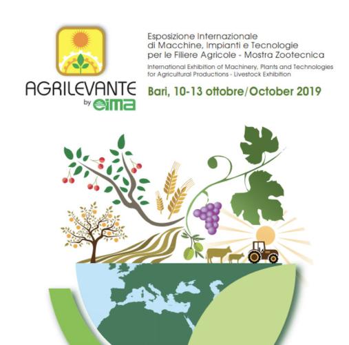 Agrilevante 2019, Bari capitale agricola del Mediterraneo
