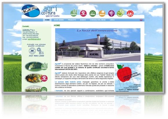 e 39 on line il nuovo portale internet di agrofill