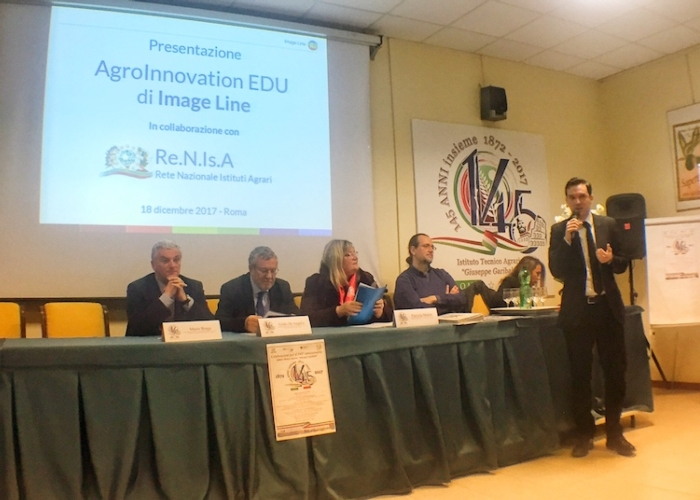 AgroInnovation EDU porta in tutta Italia l'agricoltura digitale