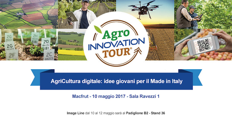 Tappa a Macfrut per l'AgroInnovation Tour