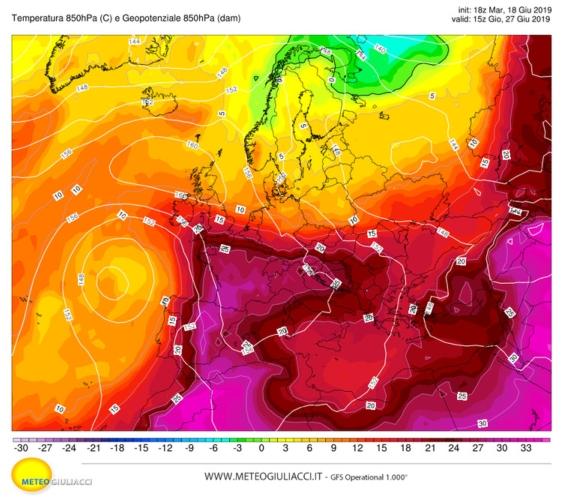 alta-pressione-anticiclone-africano-caldo-intenso-fine-giugno-2019