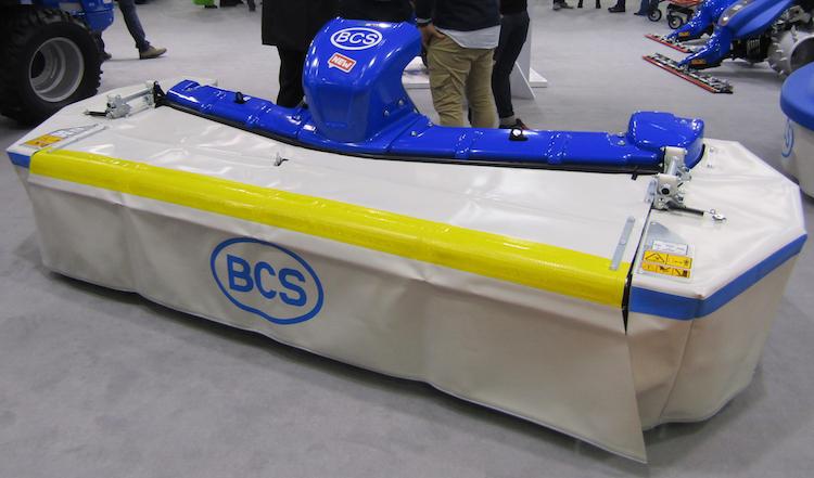 Upgrade BCS per l'uso alpino e professionale