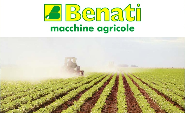 Benati: un nome, una grande esperienza in agricoltura