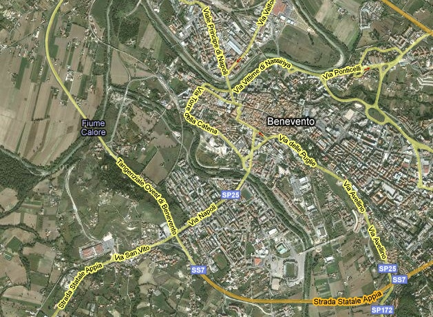 benevento-google-earth-satellite