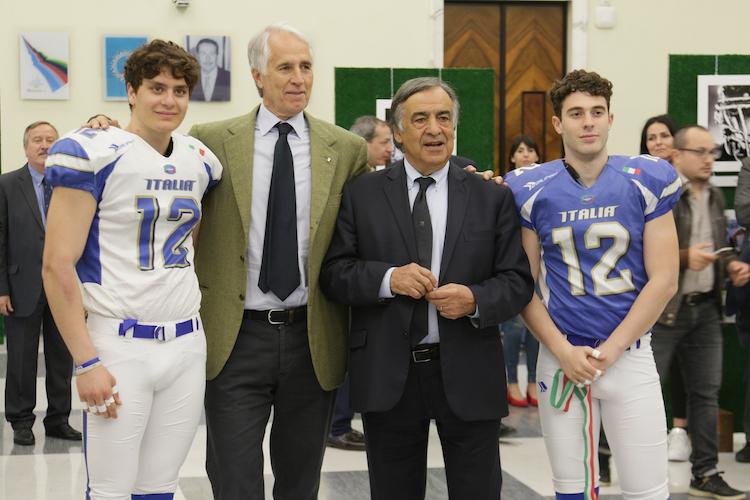 BKT: pronta a giocare come un quarterback