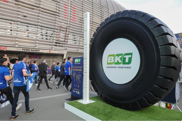 Un altro gol per BKT: sponsor di Ligue 2