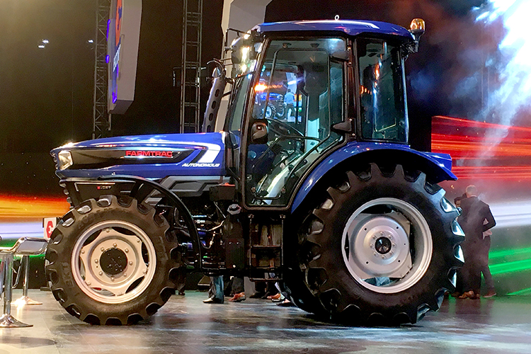 BKT ed Escorts Group uniti nel segno dell'innovazione in agricoltura