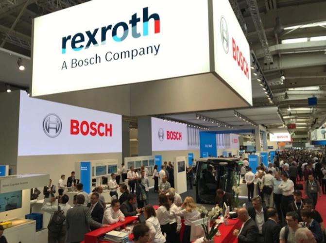 Bosch Rexroth: l'Industry 4.0 è già realtà