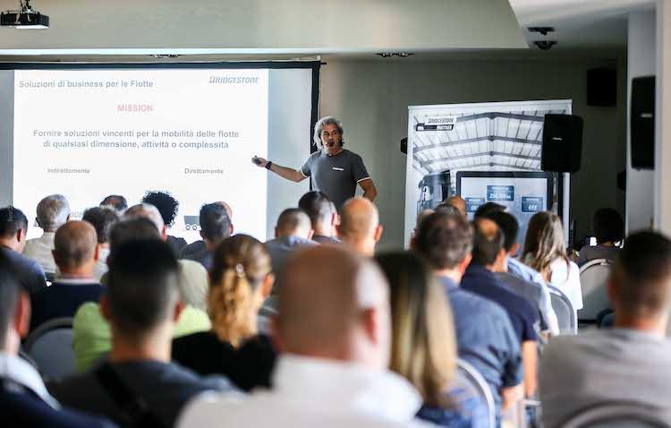 Bridgestone: gli obiettivi agri nel workshop 2017