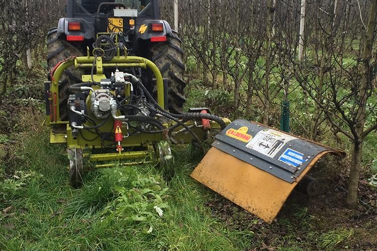 Calderoni: BioRotor e Rampetta, le soluzioni a 360° per la cura di frutteto e vigneto