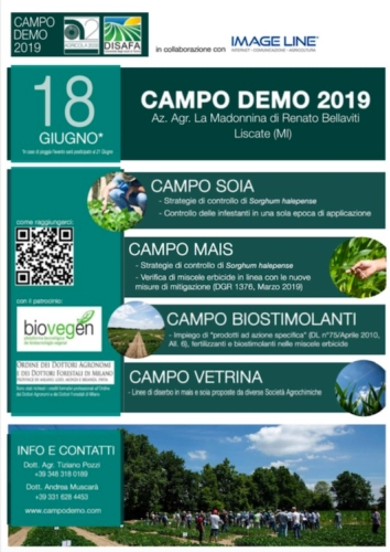 Campo demo, focus biostimolanti - le news di Fertilgest sui fertilizzanti