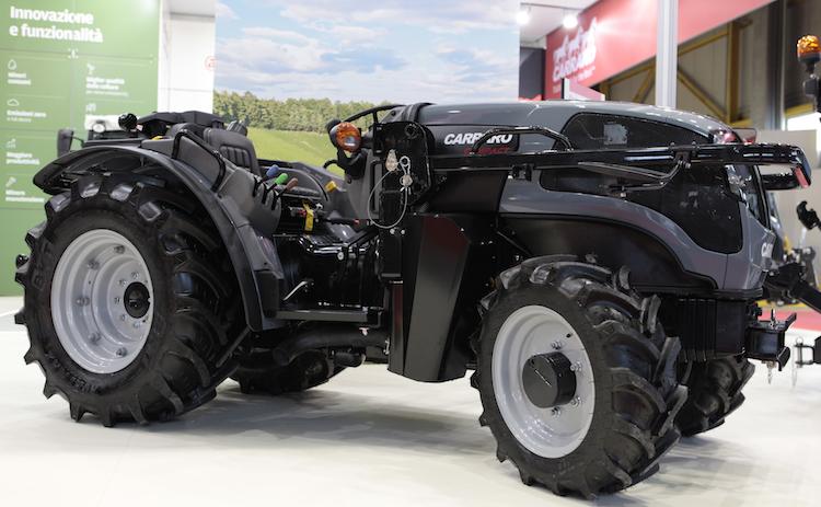 A Carraro Tractors piace compatto