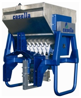 Macchine per la distribuzione dei fertilizzanti