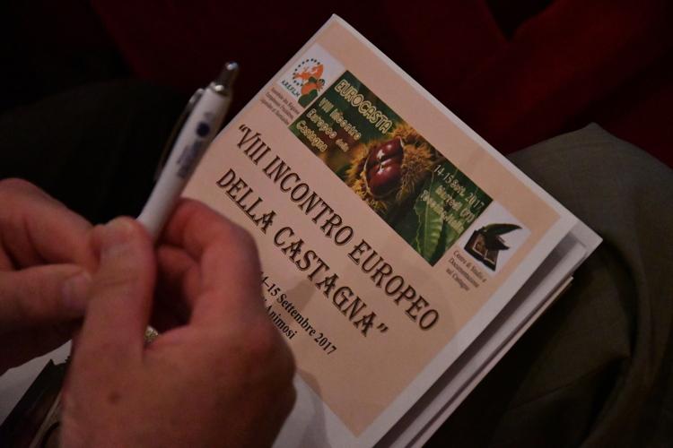 Eurocasta 2017, la parola al castagno - Plantgest news sulle varietà di piante