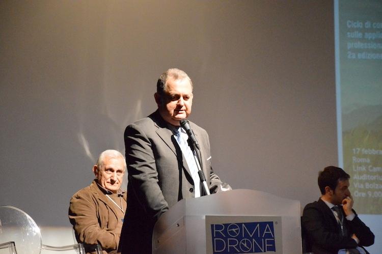 castro-luciano-presidente-roma-drone-conference-roma-by-alessandro-vespa