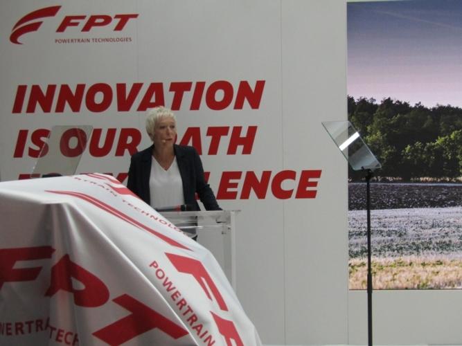 Ad Agritechnica FPT Industrial presenta i nuovi motori F28 e N67