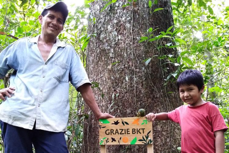 BKT scende in campo per l'Amazzonia