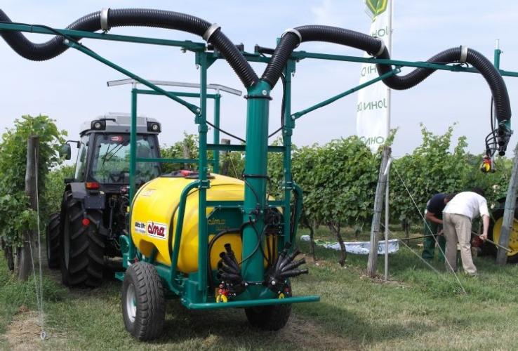 Enovitis in campo 2014, non solo trattori