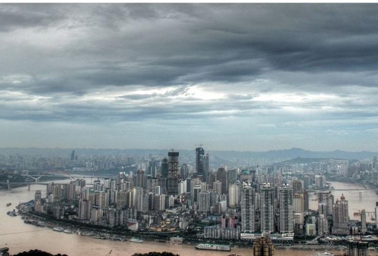 cina-citta-chongqing-panorama-skyline-by-oliver-ren-wikimedia