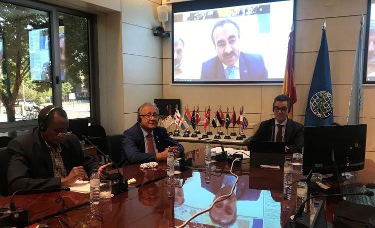 cio-ghedira-a-madrid-in-teleconferenza-con-la-sede-fao-di-roma-30-giu-2020-cio
