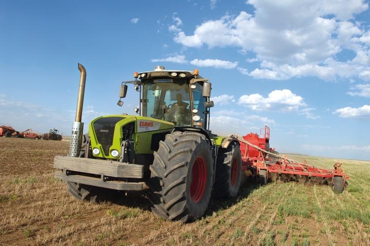 Macchine usate, Claas investe in E-Farm.com