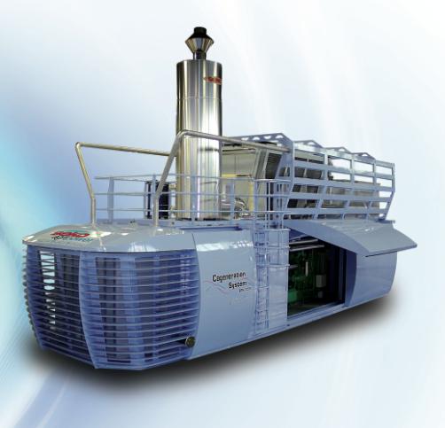 Challenger One, tecnologia innovativa e design per la produzione di biogas