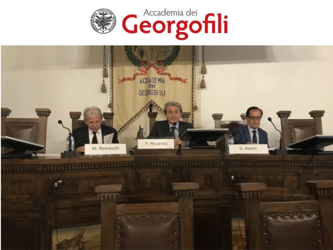 Sicurezza in agricoltura, un convegno ai Georgofili